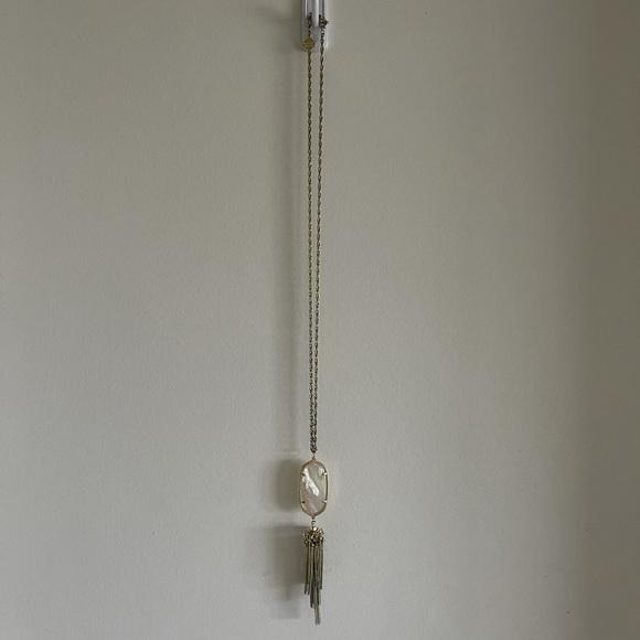 Kendra Scott Long Pendant Necklace